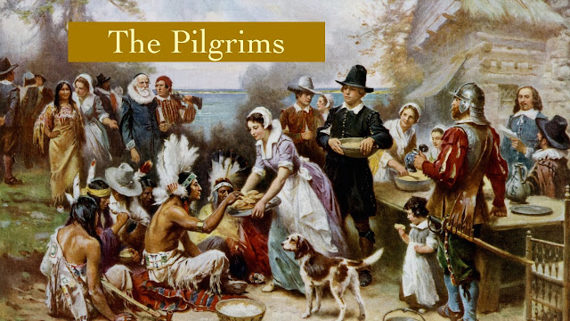 The Pilgrims Fathers