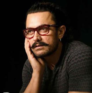 Aamir Khan Look of secreat superstar