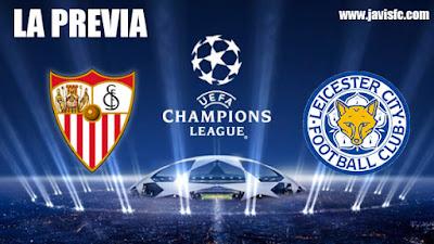 Previa Sevilla FC - Leicester