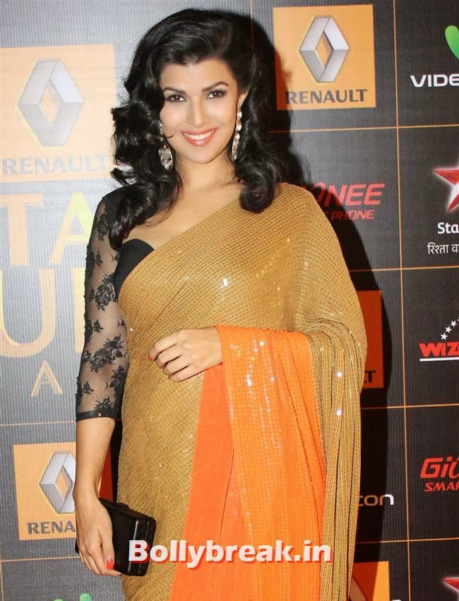 Nimrat Kaur, Star Guild Awards 2014 Pics
