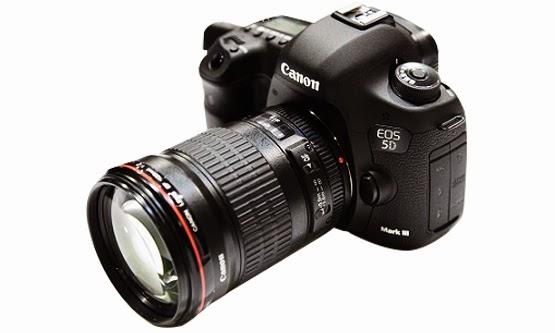 Daftar Harga dan Spesifikasi Kamera DSLR Canon EOS 5D Terbaru