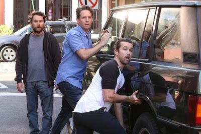 Image of Charlie Day, Rob McElhenney and Glenn Howerton in It's Always Sunny in Philadelphia Season 12 (2)