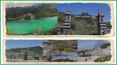 Sejak dulu dataran tinggi yang satu ini memang mempunyai daya tarik yang luar biasa Wisata Dieng Wonosobo, Yang Sayang Untuk Dilewatkan