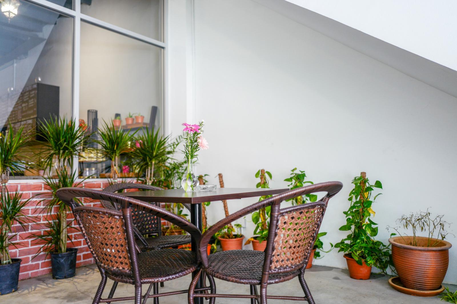 Eat Drink KL: CalleVerde Cafe @ Tun H.S. Lee Road