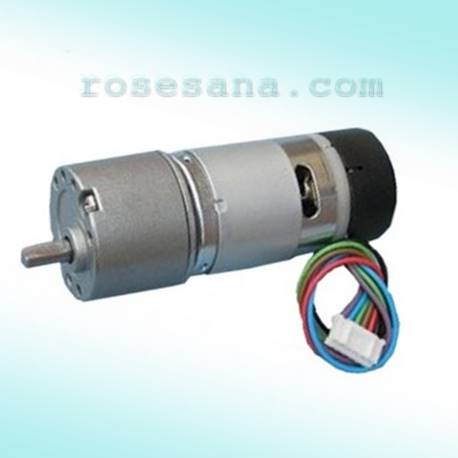 2r Hardware Electronics Emg30 Gearmotor With Encoder