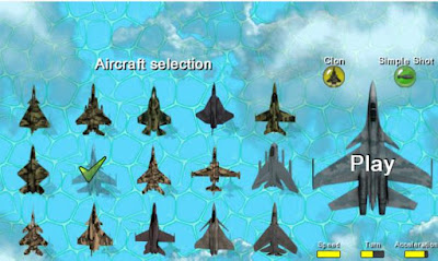 Aircraft Wargame