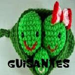 http://patronesamigurumis.blogspot.com.es/2015/01/patrones-guisantes.html