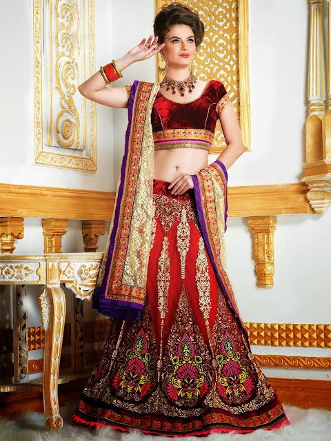 Image result for chaniya choli designs by manish malhotra