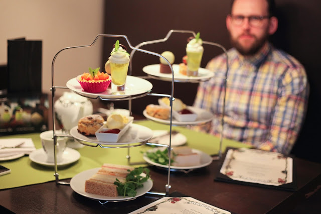 Hendricks Afternoon Tea