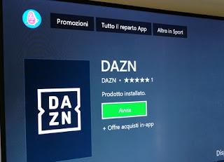 DAZN TV