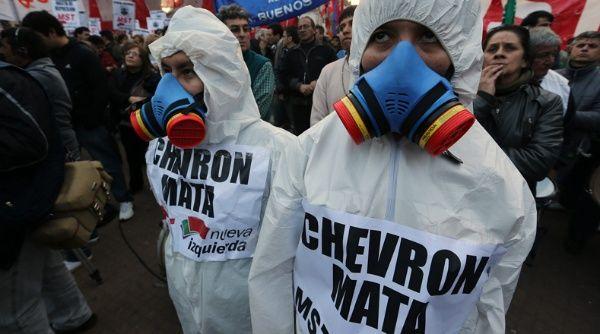 Rechazan en EE.UU. demanda de ecuatorianos sobre Chevron