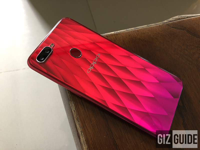 The OPPO F9