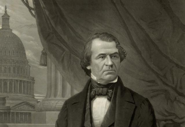 who was the 17th president of the united states