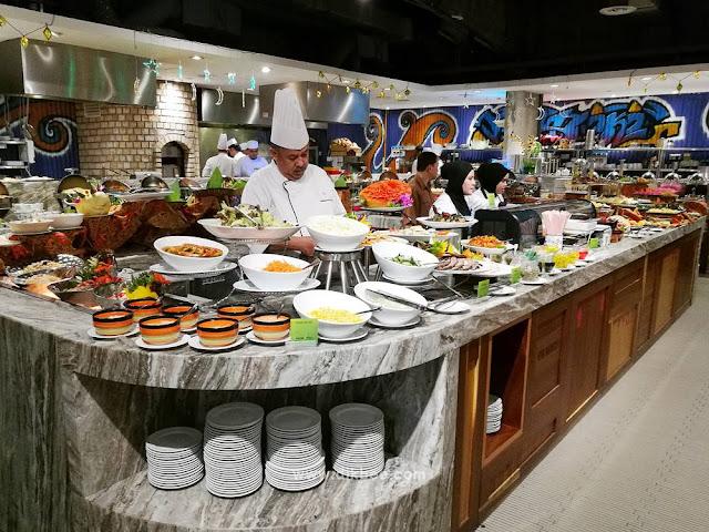 Berbuka Puasa Di Hotel The Federal Kuala Lumpur