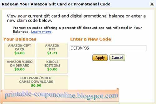 Amazon com online coupons