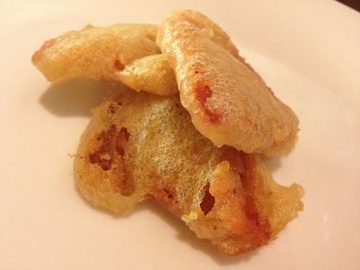 gluten free crispy red pork