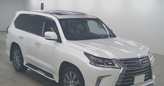 16052pt02 2015 Lexus Lx570 For South Africa Lesotho Swaziland Botswana To Durban Japanese