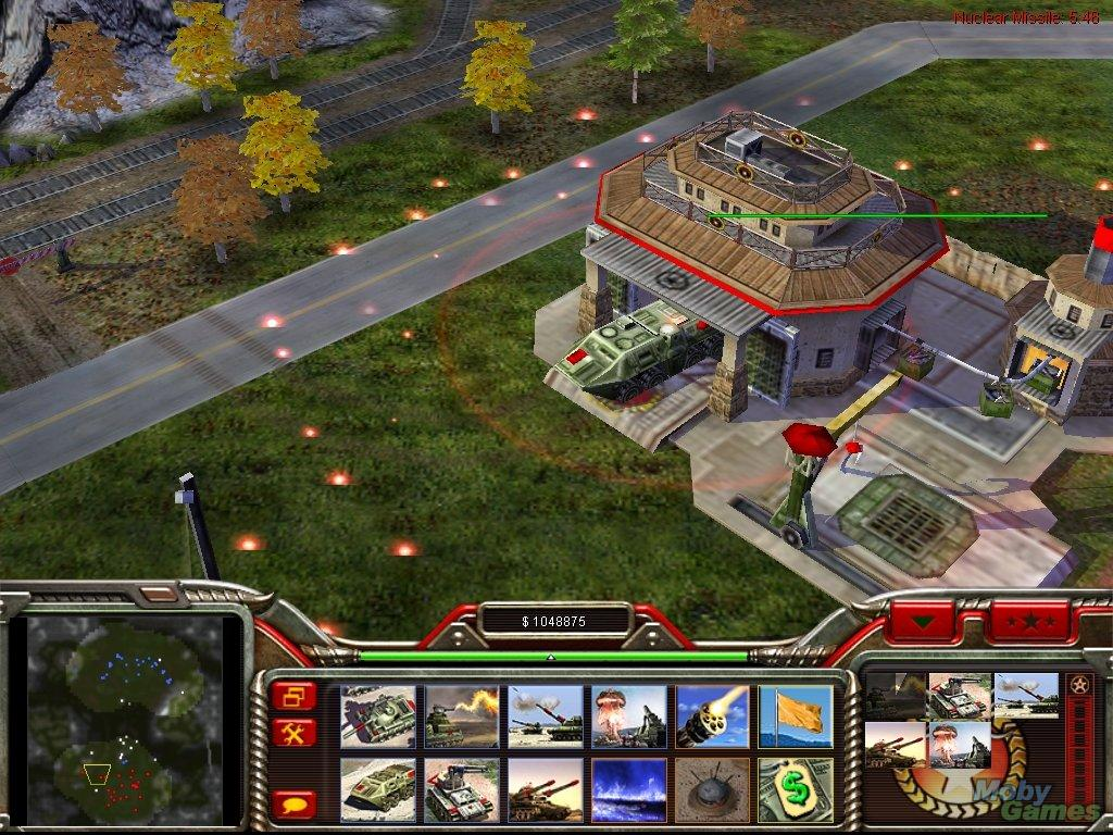 Running Command & Conquer Generals on Windows 7