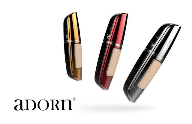 E-stylo Adorn, le fond de teint nouvelle génération  - Blog beauté Les Mousquetettes