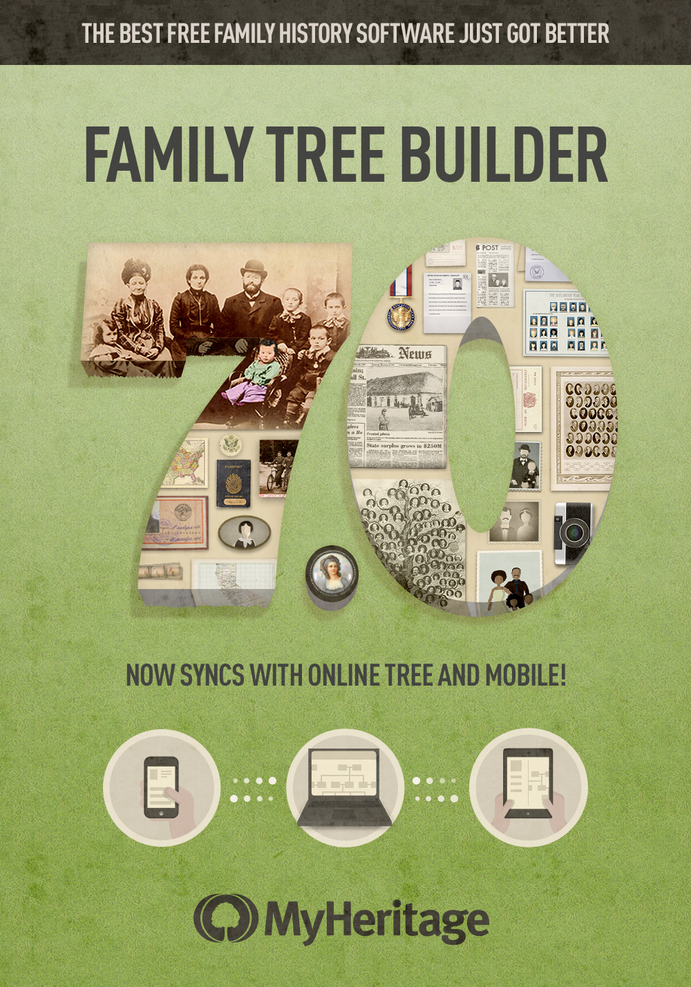 genea musings myheritage releases family tree builder 7 0 new