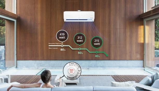 Teknologi Keren AC LG Dual Cool