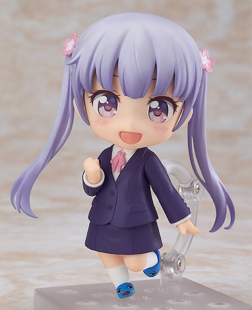 "Nendoroid Aoba Suzukaze de ""NEW GAME!"" - Good Smile Company"