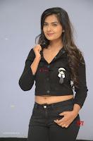Neha Deshpandey in Black Jeans and Crop Top Cute Pics Must see ~  Exclusive Galleries 043.jpg