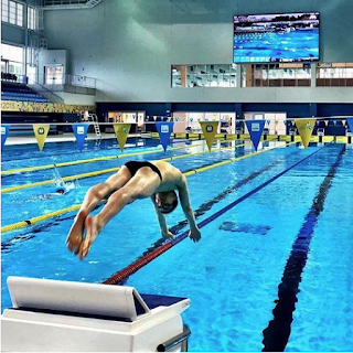 swimmer at the 2016 Junior Pan Pacific Swimming Championships