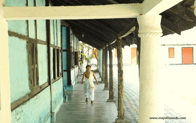 Uttar Kamalabari Satra Boha Of Majuli Island