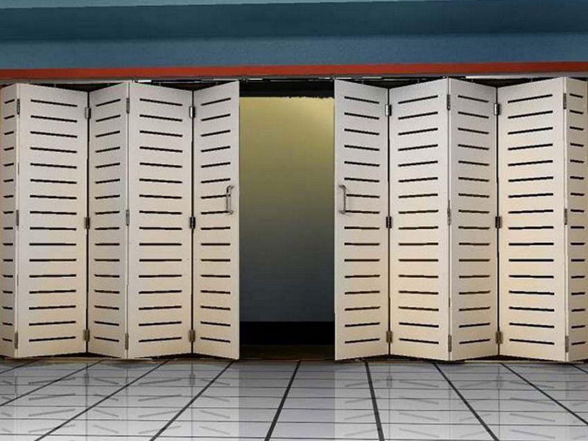 pintu besi garasi 1
