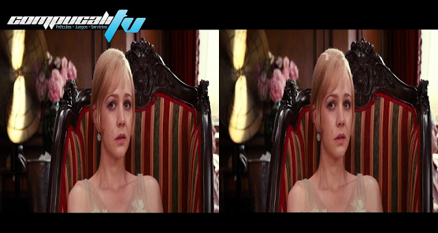 The Great Gatsby 3D SBS Latino Dual