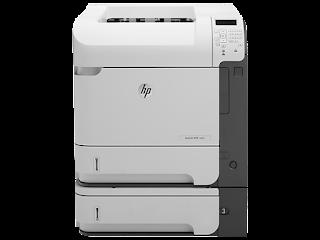 HP LaserJet 600 Printer M602x driver download Windows, Mac, Linux