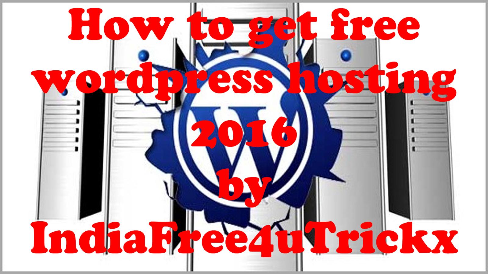 how to make website through wordpress