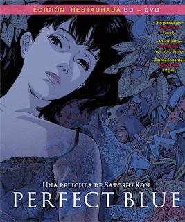 PERFECT BLUE - Edición Bluray combo