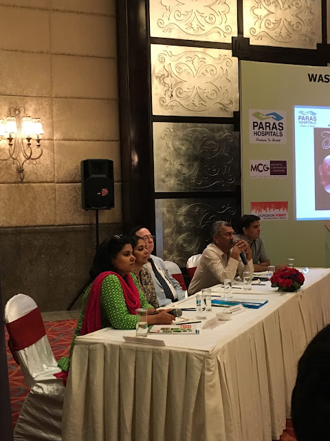 Paras Hospitals, Gurgaon organizes workshop on Waste Management, educates urban dwellers about the rising public health hazard