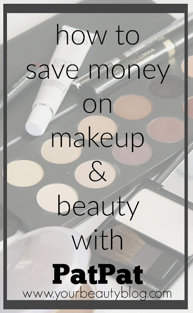 How to Save Money on Beauty and Makeup With PatPat