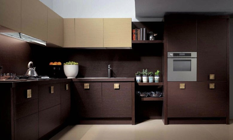 Simply Beautiful Kitchens The Blog Brown And Cream