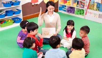 Kỹ năng giáo viên mầm non