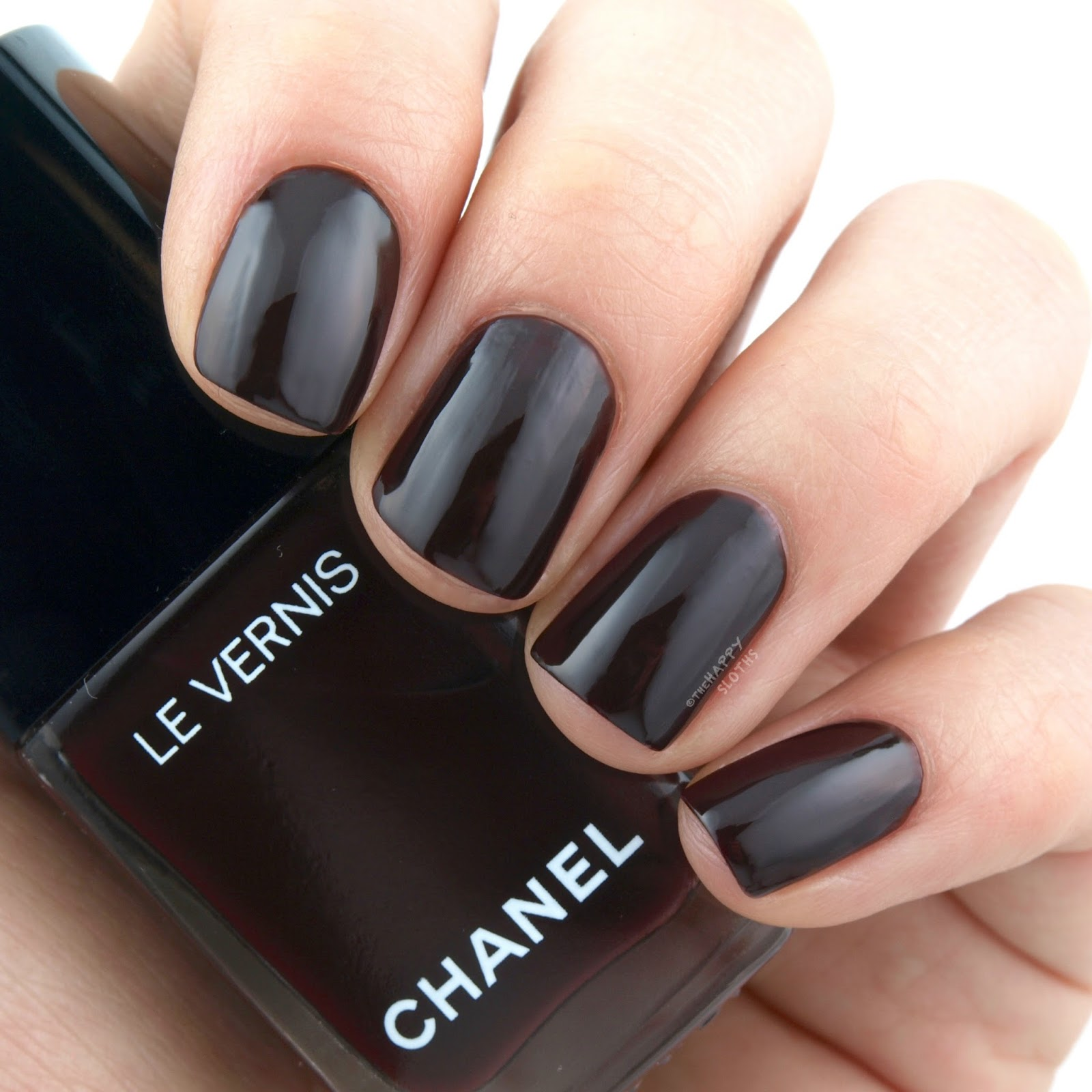 "Chanel Le Vernis in ""618 Brun Contraste"": Review and Swatches"