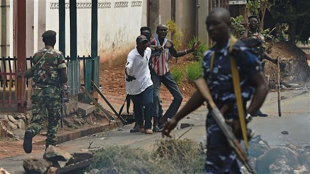 UN investigators warns against threat of genocide in Burundi