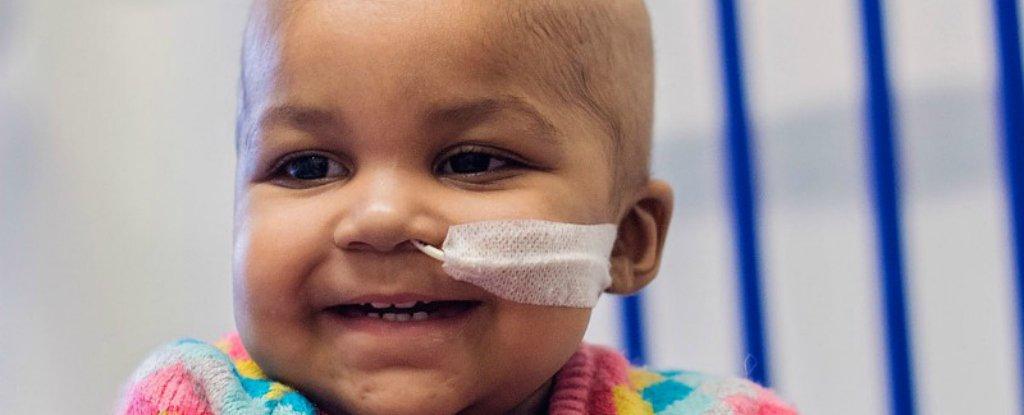 التعديل الوراثي ينجح في إنقاذ حياة طفلة مُصابة بنوع من اللوكيميا -سرطان الدم- غير قابل للعلاج