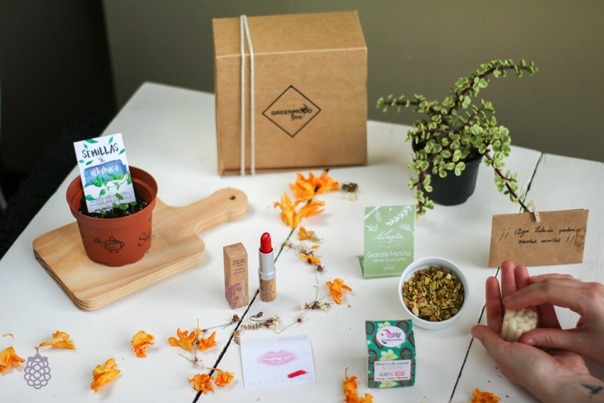 Greenmood box belleza natural ecologico