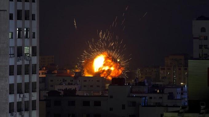 Israelense morre após disparos de foguetes de Gaza; foram 430 em 24h