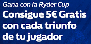 william hill promocion Ryder Cup 2018 21-28 septiembre