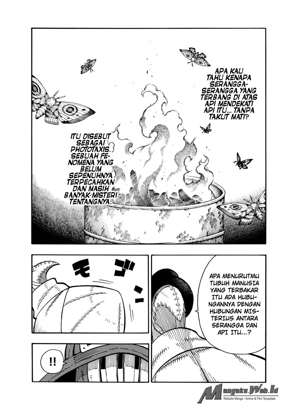 Fire Brigade of Flames Chapter 75-8