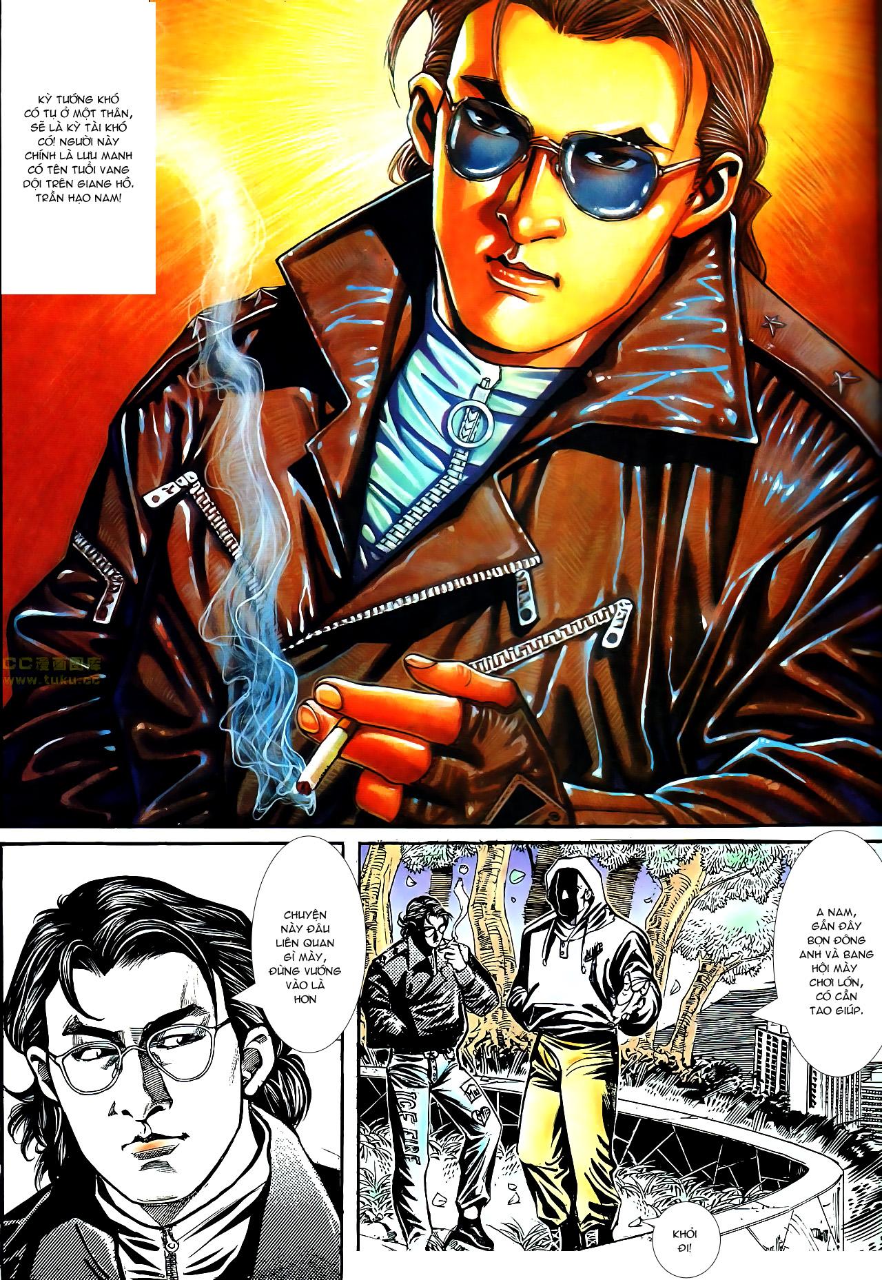Người Trong Giang Hồ chapter 155: long đầu trang 5