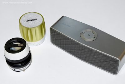 No Tv? No Tablet? No Problem! -- Bluetooth Portable Speakers
