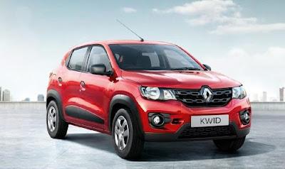 Renault Kwid, Renault kwid AMT, kwid 1000cc