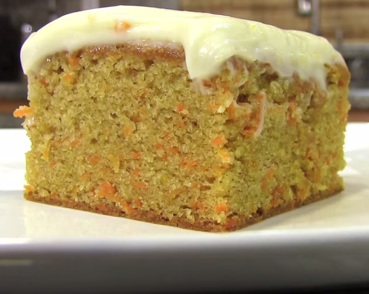 Coconut Pineapple Carrot Cake With Cream Cheese Frosting