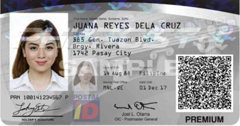 How To Get Philippine Postal Id And What Are The Benefits
